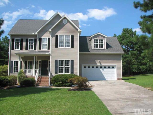 15 Widegon Court, Youngsville, NC 27596 (#2228401) :: Rachel Kendall Team