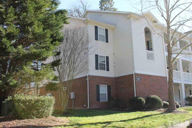 1901 Trailwood Heights Lane #101, Raleigh, NC 27603 (#2228441) :: Rachel Kendall Team