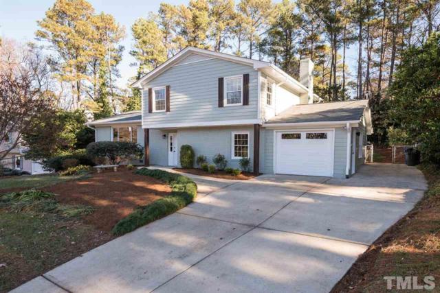 5000 Quail Hollow Drive, Raleigh, NC 27609 (#2228494) :: Rachel Kendall Team