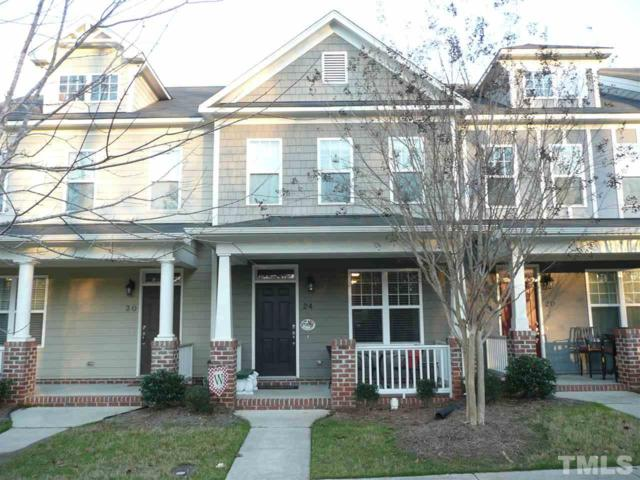 24 Millbrook Drive, Pittsboro, NC 27312 (#2228500) :: Raleigh Cary Realty