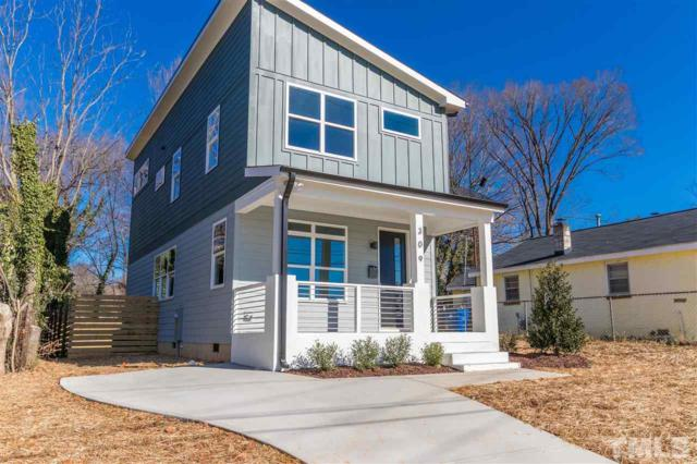 309 Hoke Street, Raleigh, NC 27601 (#2228508) :: M&J Realty Group