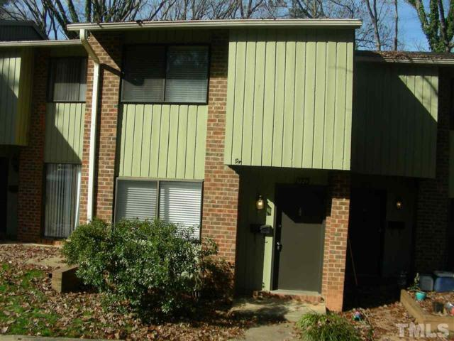 1221 Teakwood Place #1221, Raleigh, NC 27606 (#2228625) :: Raleigh Cary Realty