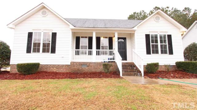 26 Jones Wood Court, Wendell, NC 27591 (#2228626) :: The Perry Group