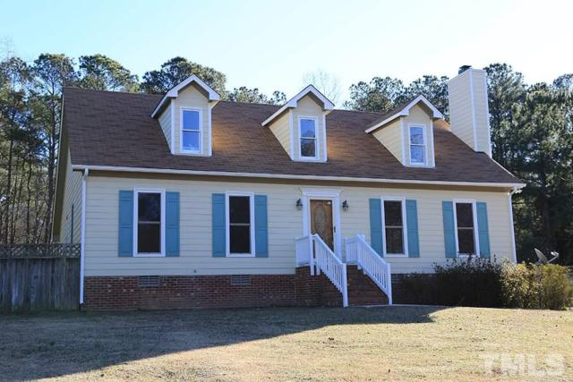 5000 Huntmaster Trail, Wake Forest, NC 27587 (#2228683) :: Rachel Kendall Team