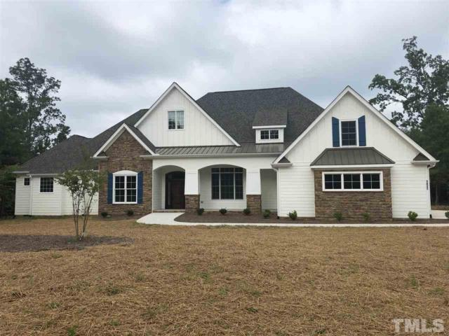 100 Eagles Crest, Pittsboro, NC 27312 (#2228813) :: The Jim Allen Group