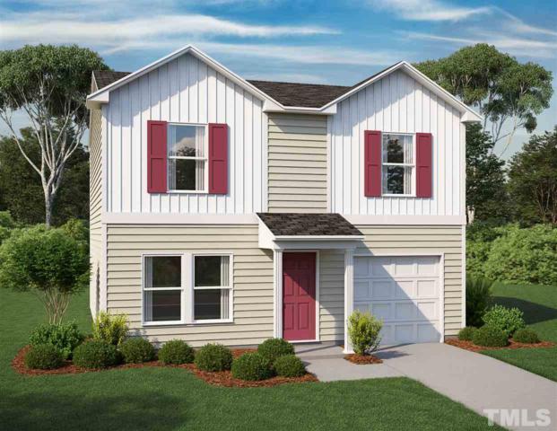 68 Trinity Drive, Snow Hill, NC 28580 (#2228831) :: Rachel Kendall Team