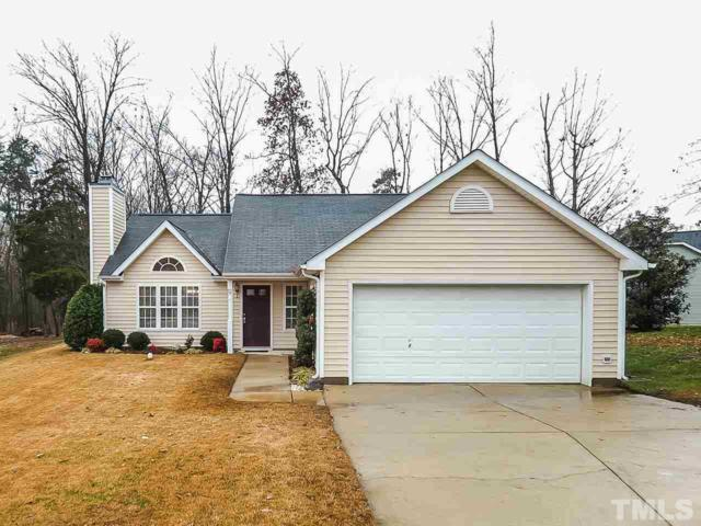 205 Hornholly Way, Holly Springs, NC 27540 (#2228859) :: Morgan Womble Group