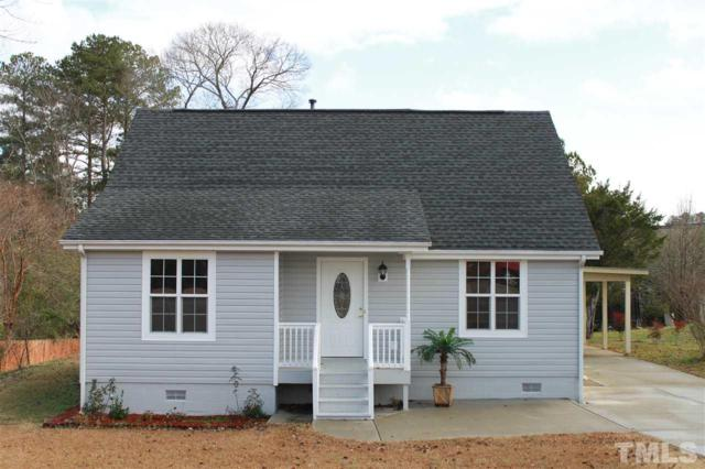 537 Country Lane, Holly Springs, NC 27540 (#2228937) :: Rachel Kendall Team