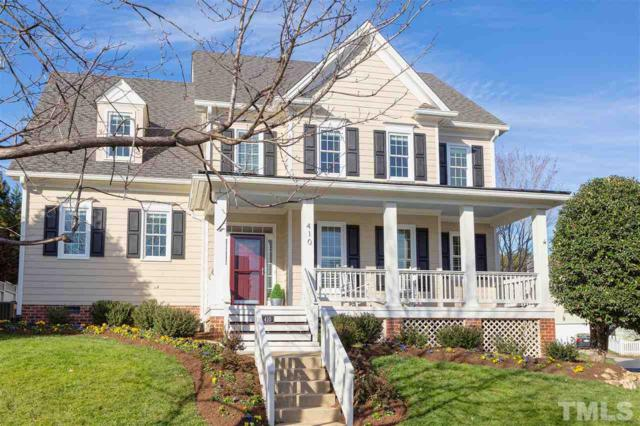 410 Parkview Crescent, Chapel Hill, NC 27516 (#2228950) :: Raleigh Cary Realty
