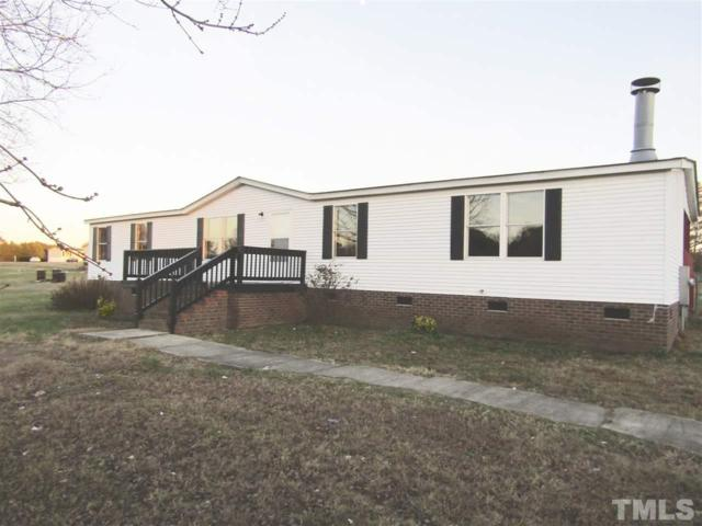 161 Blueberry Drive, Selma, NC 27576 (#2228959) :: RE/MAX Real Estate Service