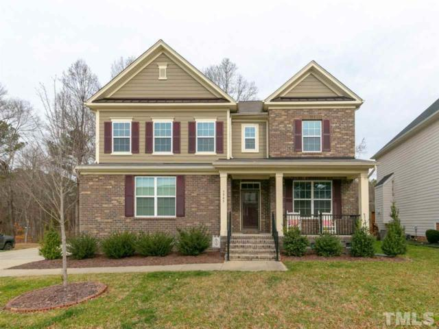 5985 Jones Farm Road, Wake Forest, NC 27587 (#2228997) :: Raleigh Cary Realty