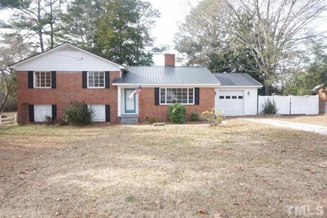 1809 N Friendly Road, Goldsboro, NC 27530 (#2229025) :: Rachel Kendall Team