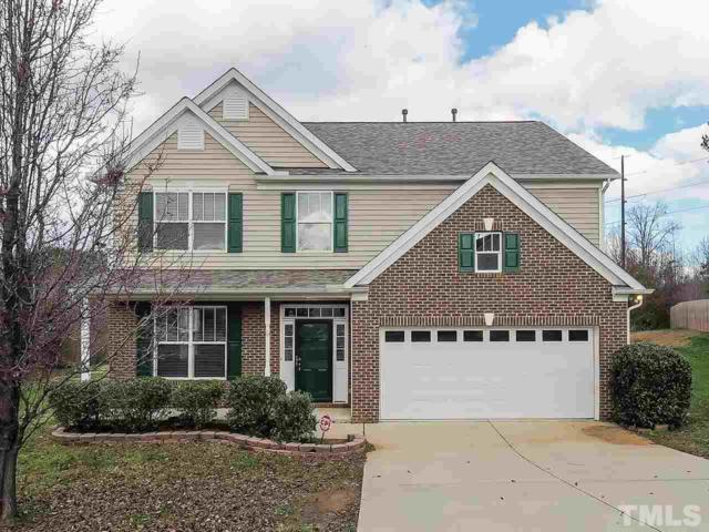324 Stobhill Lane, Holly Springs, NC 27540 (#2229043) :: Raleigh Cary Realty