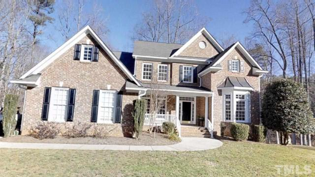 306 Hogan Woods Circle, Chapel Hill, NC 27516 (#2229046) :: The Perry Group