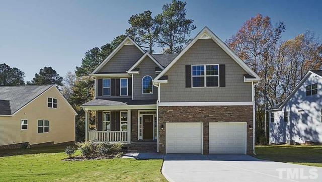 7812 Charters End Street, Willow Spring(s), NC 27592 (#2229070) :: Rachel Kendall Team