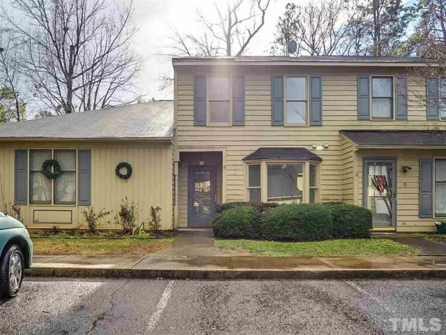 8 Stone Village Court #8, Durham, NC 27704 (#2229147) :: The Beth Hines Team