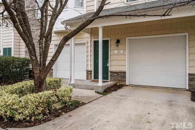 3171 Hemlock Forest Circle #204, Raleigh, NC 27612 (#2229180) :: The Results Team, LLC