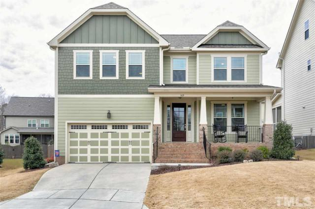 309 Orange Blossom Court, Wake Forest, NC 27587 (#2229220) :: Morgan Womble Group