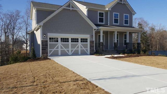 501 Granite Creek Drive, Rolesville, NC 27571 (#2229233) :: The Perry Group