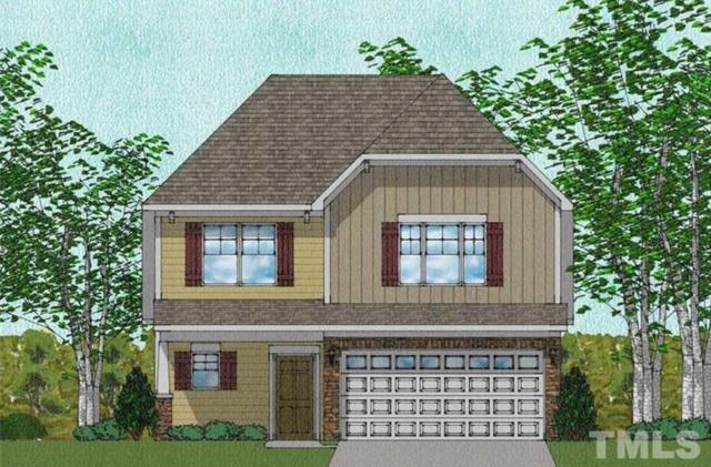 155 Hawksbill Drive #100, Franklinton, NC 27525 (#2229287) :: Rachel Kendall Team