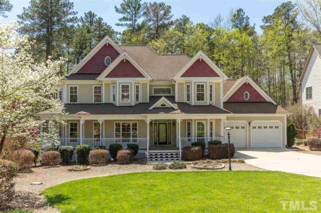 464 Mountain Laurel, Chapel Hill, NC 27517 (#2229322) :: Rachel Kendall Team