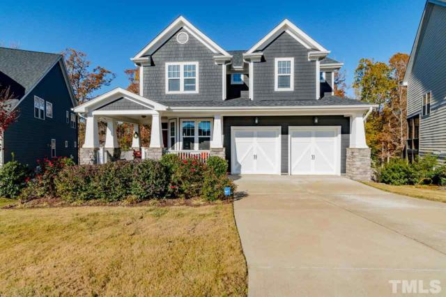 101 Pointe Park Circle, Holly Springs, NC 27540 (#2229350) :: Raleigh Cary Realty