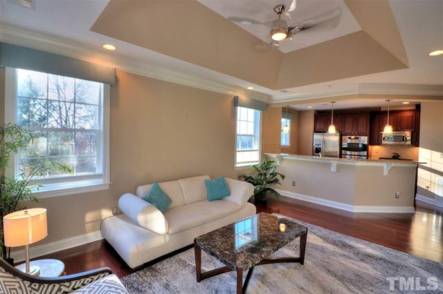 10400 Rosegate Court #306, Raleigh, NC 27617 (#2229374) :: Raleigh Cary Realty
