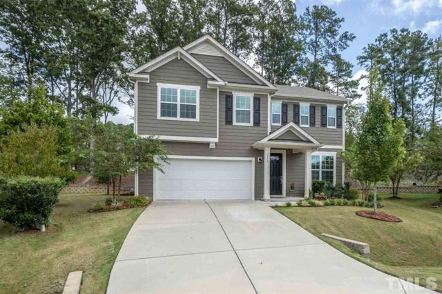 8844 Forester Lane, Apex, NC 27539 (#2229379) :: The Jim Allen Group