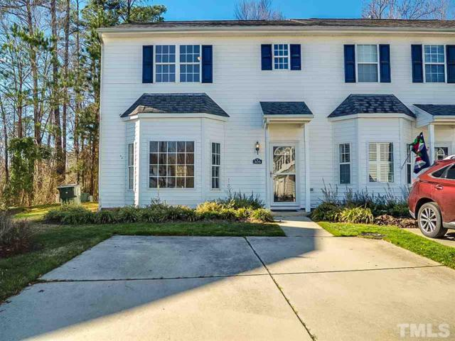 306 Misty Groves Circle, Morrisville, NC 27560 (#2229407) :: The Perry Group