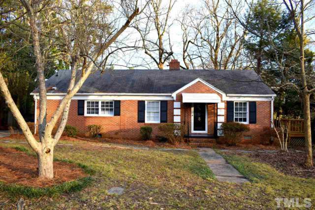 8 Hawthorne Drive, Durham, NC 27712 (#2229525) :: RE/MAX Real Estate Service