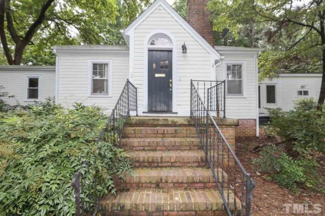 323 Furches Street, Raleigh, NC 27607 (#2229577) :: Morgan Womble Group
