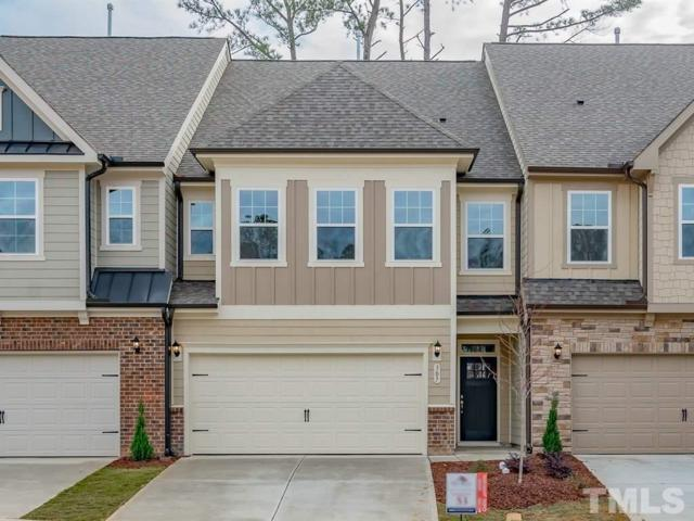 307 Fenella Drive #53, Raleigh, NC 27606 (#2229607) :: Marti Hampton Team - Re/Max One Realty