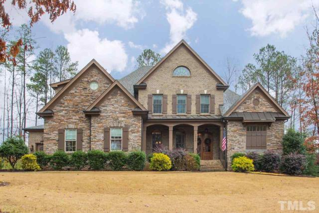 1329 Eagleson Lane, Wake Forest, NC 27587 (#2229619) :: Morgan Womble Group