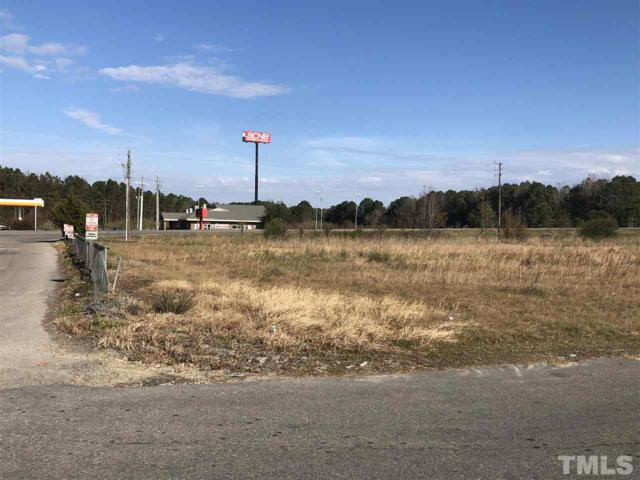 Lots 1 & 3 Harnett Dunn Highway, Newton Grove, NC  (MLS #2229625) :: The Oceanaire Realty