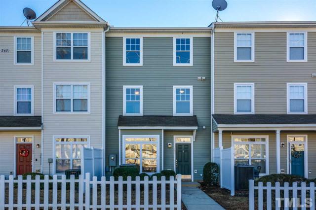 340 Gilman Lane #104, Raleigh, NC 27610 (#2229629) :: M&J Realty Group