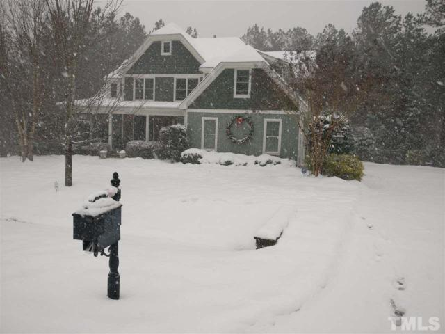 929 Berry Patch Lane, Pittsboro, NC 27312 (#2229636) :: Rachel Kendall Team
