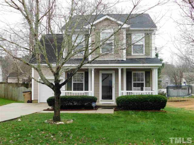 5812 Weddington Road, Raleigh, NC 27610 (#2229642) :: The Jim Allen Group