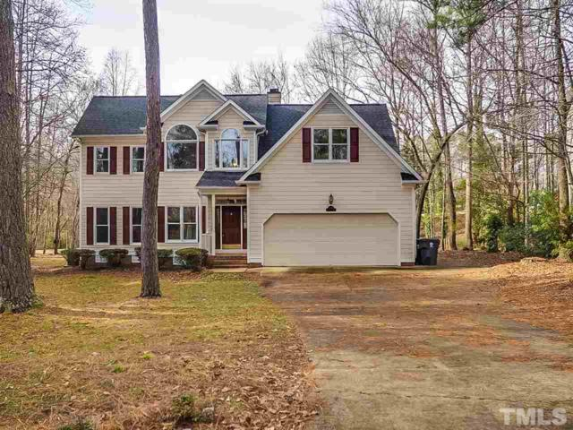 5120 Salinas Court, Holly Springs, NC 27540 (#2229658) :: Raleigh Cary Realty