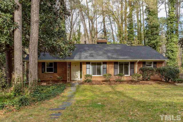 3341 Coleridge Drive, Raleigh, NC 27609 (#2229715) :: The Perry Group
