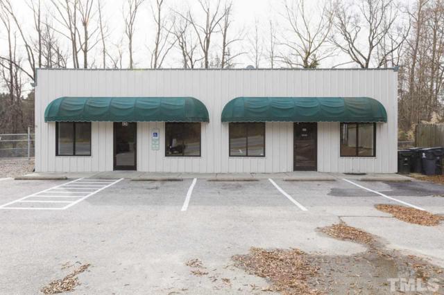 432 E Cornelius Harnett Boulevard, Lillington, NC 27546 (#2229749) :: Rachel Kendall Team