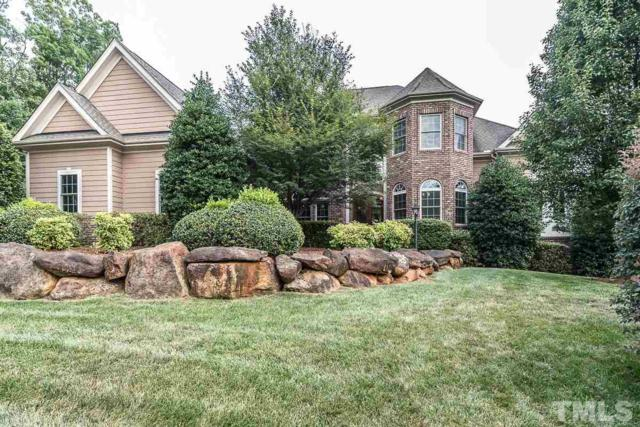 21 Bellemont Ridge Road, Pittsboro, NC 27312 (#2229755) :: Morgan Womble Group