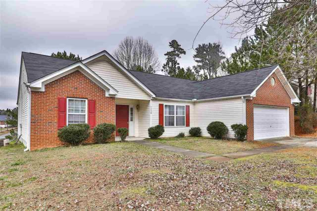 1116 Miramir Woods Court, Wake Forest, NC 27587 (#2229834) :: Raleigh Cary Realty