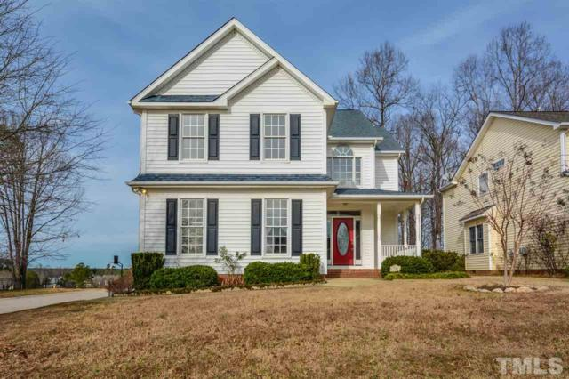 318 Longbourn Drive, Wake Forest, NC 27587 (#2229844) :: M&J Realty Group