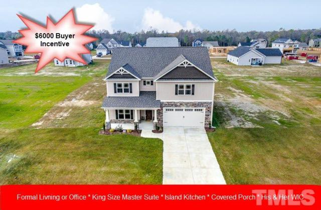 412 Planters Ridge Drive, Pikeville, NC 27863 (#2229848) :: The Beth Hines Team