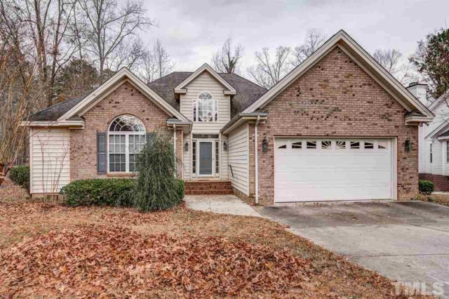 3052 Woods Walk Way, Rocky Mount, NC 27804 (#2229962) :: Rachel Kendall Team