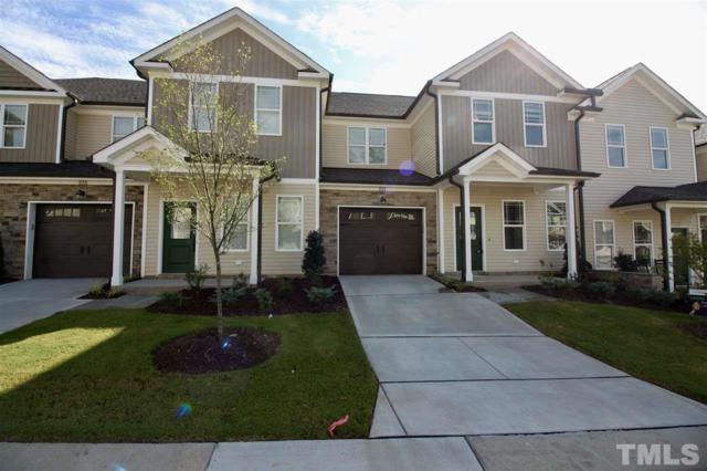 345 Mariah Towns Way, Garner, NC 27529 (#2230010) :: Raleigh Cary Realty