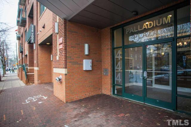 444 S Blount Street #309, Raleigh, NC 27601 (#2230068) :: The Perry Group