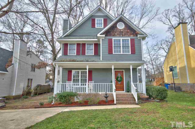 1717 Sagamore Court, Raleigh, NC 27604 (#2230137) :: Rachel Kendall Team