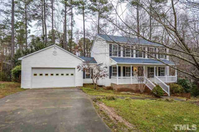 412 Dacus Place, Wake Forest, NC 27587 (#2230139) :: Rachel Kendall Team