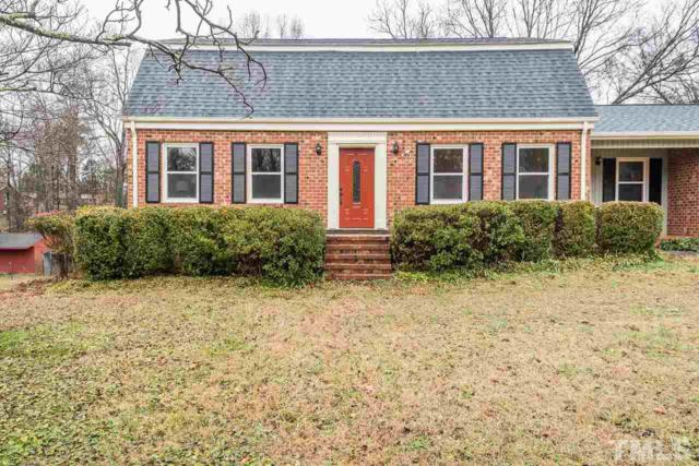 334 Forest Drive, Graham, NC 27253 (#2230146) :: Rachel Kendall Team